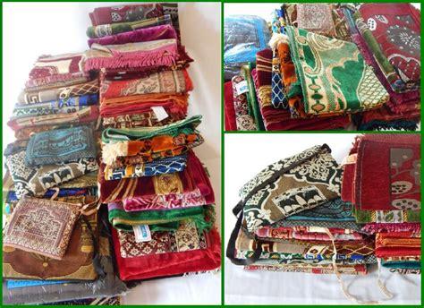 Kudo Sejadah Tebal Dan Empuk supplier sajadah tas turki grosir muslim murah 081 393