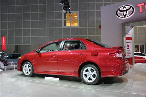 Toyota Gas Mileage Toyota Corolla Gas Mileage