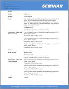 seminar meeting agenda template printable meeting agenda