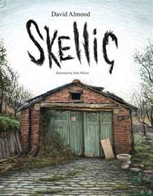 skellig by david almond illustrated by john wilcox