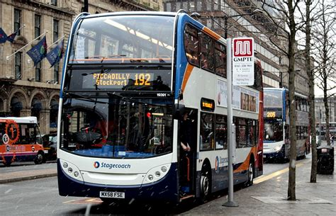 192 Free Search Greater Manchester Route 192