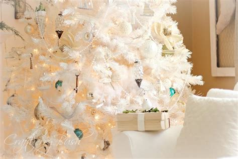 the white christmas tree allfreechristmascrafts com