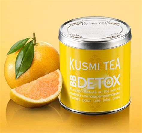 Kusmi Tea Detox Bb by El Efecto Bb D 233 Tox De Kusmi Tea