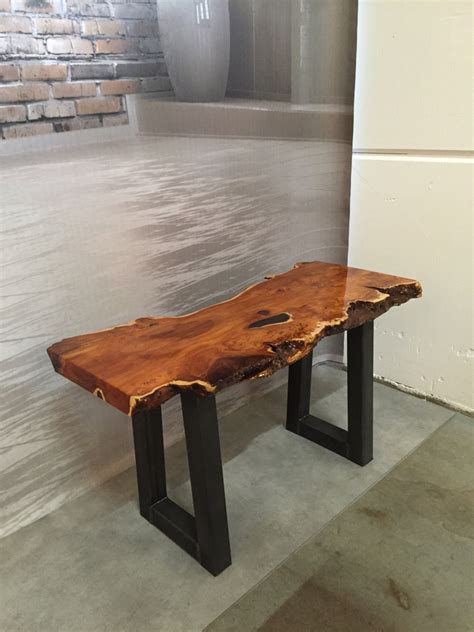 coffee table in epoxy resin