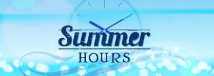Hours Summer Campus Office Hours 171 Greer Middle College