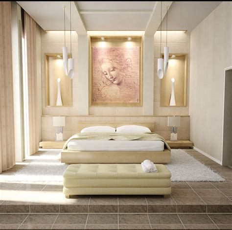 modern painting ideas for luxury bedroom decobizz