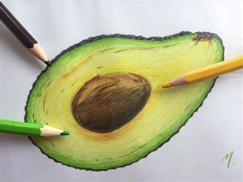 avocado color avocado color pencils paintevents ch