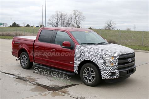 hybrid truck ford f 150 hybrid truck spied road com