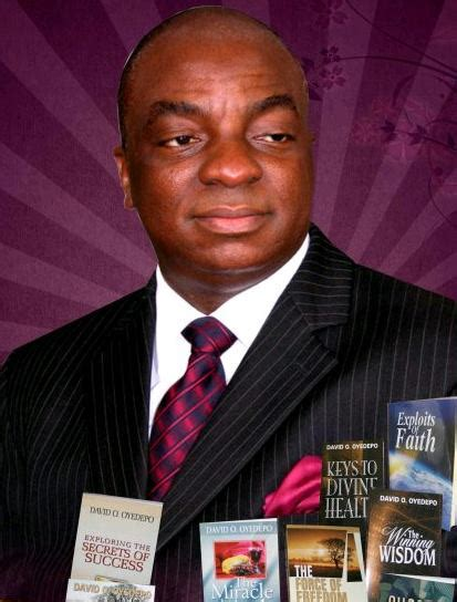 biography of oyedepo bishop oyedepo books images