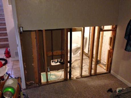 drywalling a bathroom drywalling a bathroom then to alcatraz paperblog