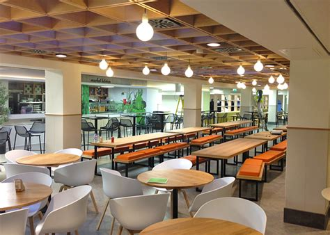 food court table design design insider contract chair company harrods food