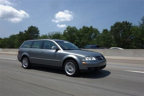 where to buy car manuals 1986 volkswagen passat electronic toll collection buy used 2004 vw passat wagon 4motion manual 5 speed super rare no reserve in hartsdale new