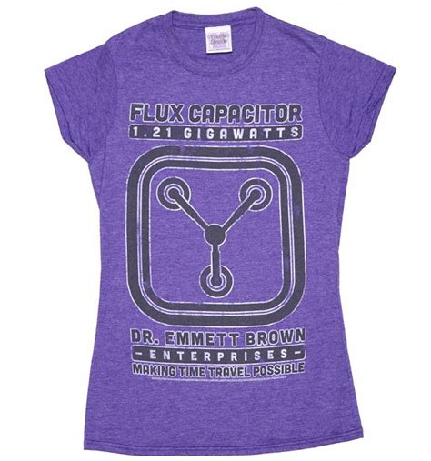 flux capacitor light up t shirt s purple schematic back to the future flux capacitor t shirt