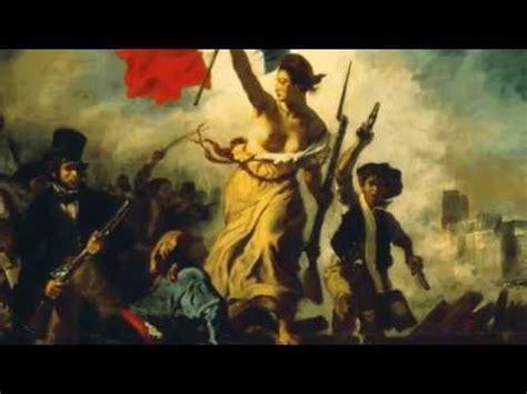 an 225 lisis de la obra la libertad guiando al pueblo parte 1 youtube