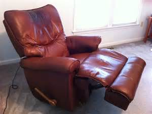 furniture comfortable leather recliner for excellent