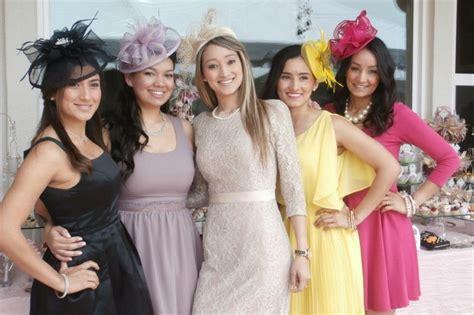 bridal shower tea dress code best 25 tea attire ideas on