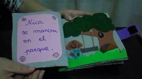libro que hacer por su libro de goma titulo nica youtube