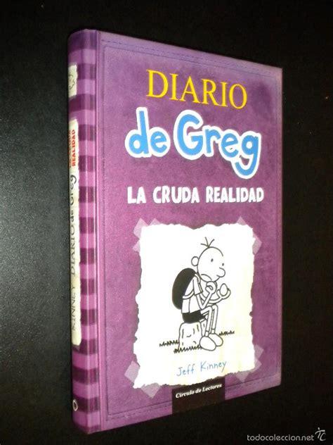 la cruda realidad libro pdf diario de greg la cruda realidad jeff kinney comprar libros de novela infantil y juvenil en