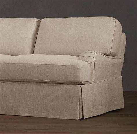 english roll arm sofa slipcover 72 english roll arm slipcovered sofa 1110 locust pinterest