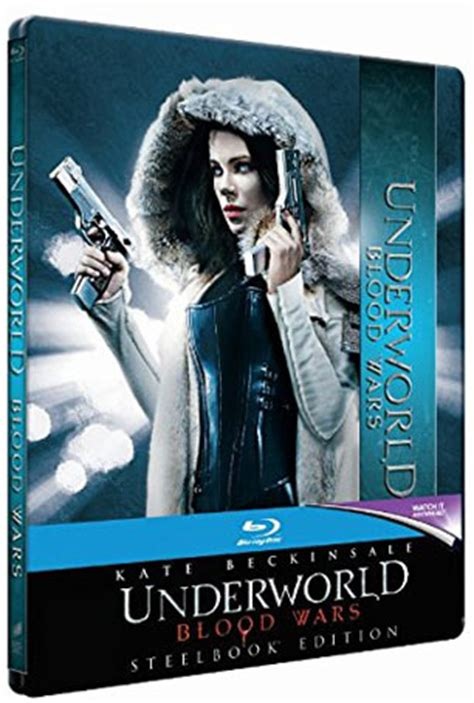 le film underworld 5 underworld 5 blood wars steelbook blu ray dvd 4k ultra hd 2017