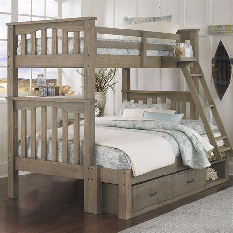 highlands harper bunk bed  ne kids   comfortable bed