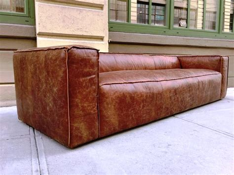 distressed leather sofa bed distressed leather sofa bed energywarden