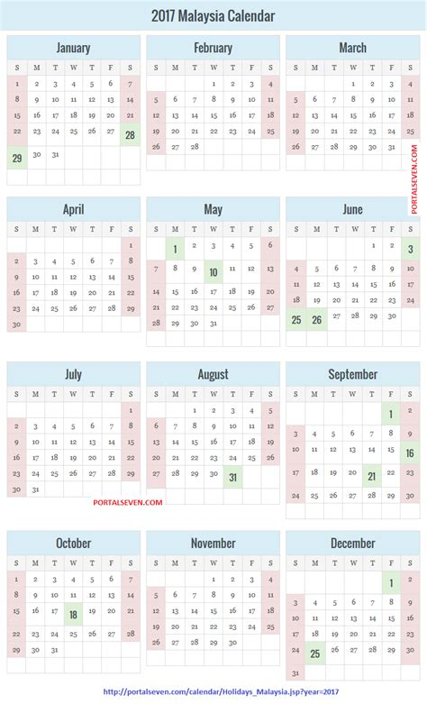 new year 2017 calendar malaysia 2017 malaysia calendar 2017 malaysia school