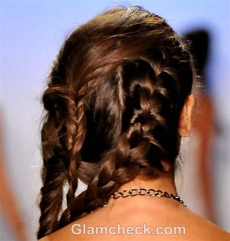 hairstyles with multiple braids hairstyle how to multiple intricate side braids