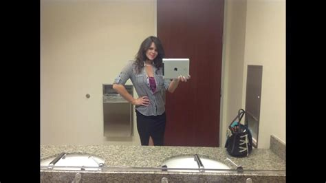 Selfie Bathroom by Another Bathroom Selfie Is Not A