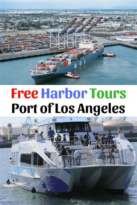 los angeles boat tours port of los angeles free harbor boat tours socal field trips