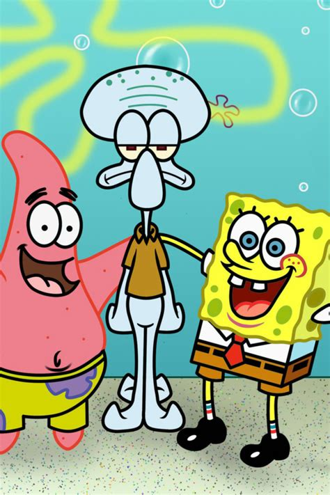Squidward Iphone 4 4s Custom spongebob and squidward wallpaper for iphone 4s