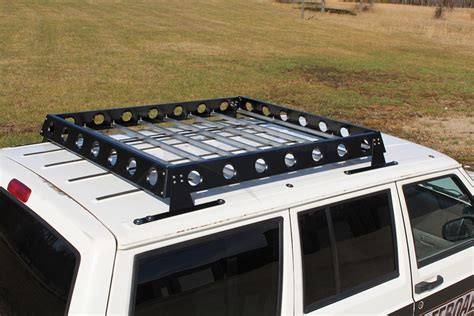 s roof rack xj new products
