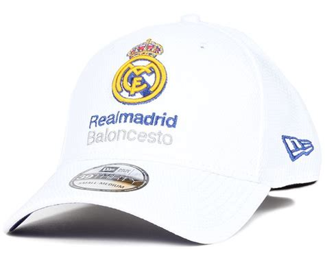 new era madrid real madrid league white 39thirty new era caps