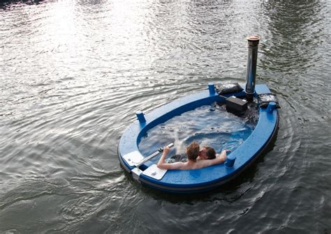 Bathtub Boats hottug tub boat the green