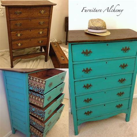 ikea multi coloured chest of drawers indian inspired antique dresser makeover ikea dresser