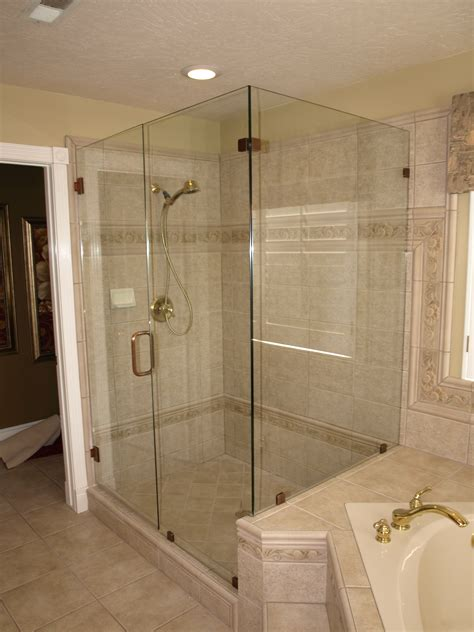 Custom Glass Shower Door by Utah Custom Glass Shower Doors Enclosures Sawyer Glass