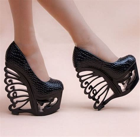 wing high heels butterfly wing high heel sa boutique shop 1