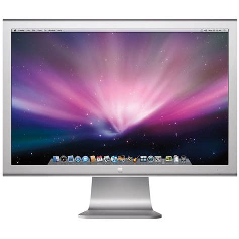 Monitor Lcd Apple apple 20 quot cinema display flat panel lcd monitor m9177lla