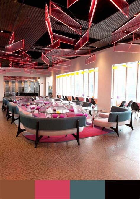 unique interior design 30 restaurant interior design color schemes
