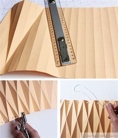 top 10 most inventive origami home d 233 cor items room bath 25 best ideas about abat jour origami on pinterest abat
