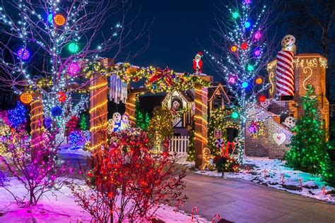 must see christmas light attractions in ohio