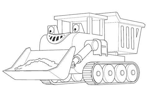 Bob The Builder Coloring Pages To Print Bob The Builder Coloring Pages by Bob The Builder Coloring Pages To Print