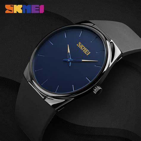 Jam Tangan Pria Analog Original Casio Sporty Batery 10 Th Garans Ry9q skmei jam tangan analog pria 1601cl black