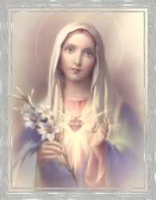 The blessed virgin mary the mother of jesus christ the mother of