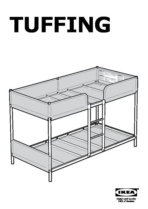 ikea bunk bed instructions tuffing bunk bed frame ikea united states ikeapedia