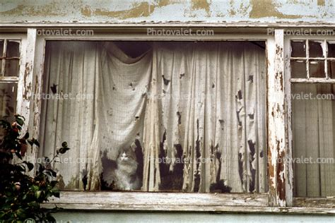 torn curtains window torn curtains dilapitated decay images