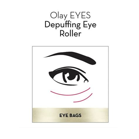 Olay Eye Roll On olay eye depuffing roller for bags