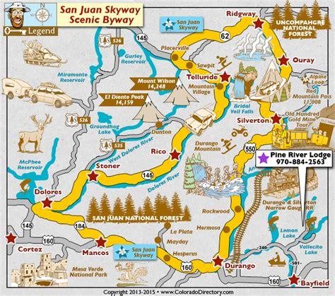 san juan map maps update 600465 san juan tourist attractions map