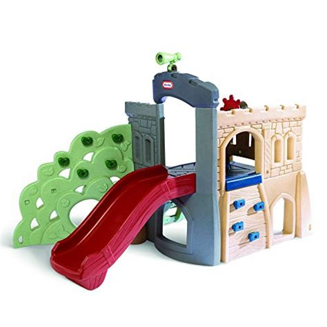 tikes playset tikes playset with slide climbers and slides