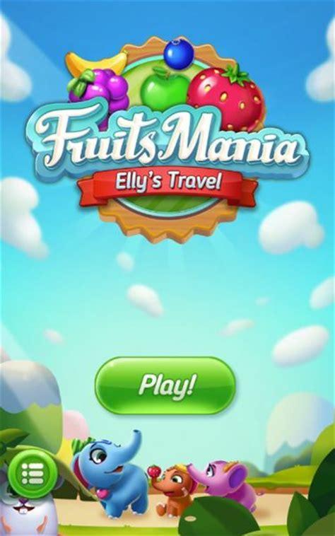 fruit mania fruits mania elly s travel apk v1 11 1 mod apkmodx